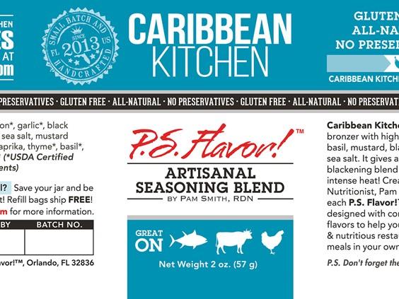 Branding Version 3.0 - Ten Design Elements on P.S. Flavor!