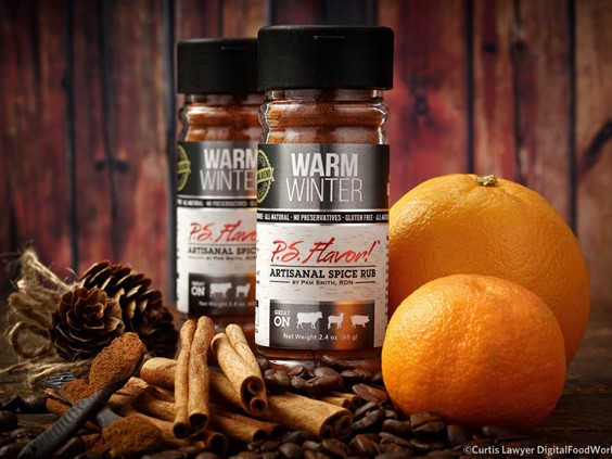 Coffee and Spice and Everything Warm Winter