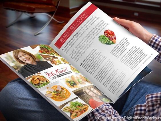 The P.S. Flavor!™ Club Seasonal Guidebook