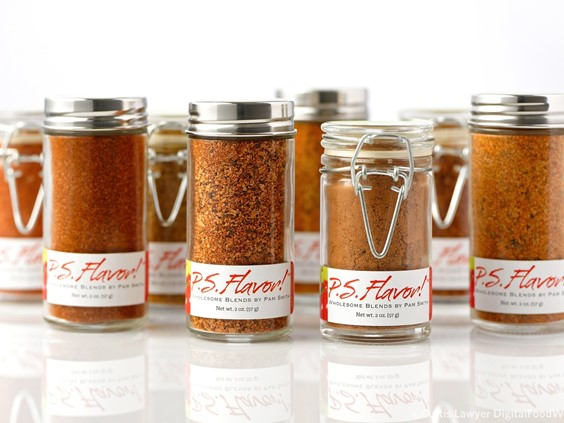 The Evolution of a Spice Bottle
