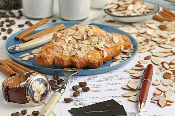 Time Has Little To Do with Infinity and Almond Croissants